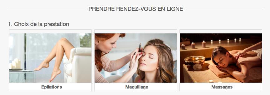 Widget-réservation-coiffeur-institut-de-beaute